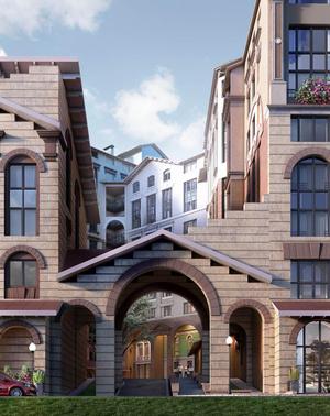 Итальянская архитектура
