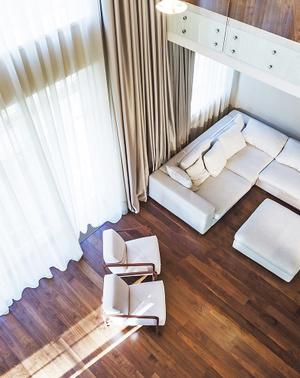 8 уникальных планировок двухуровневых квартир