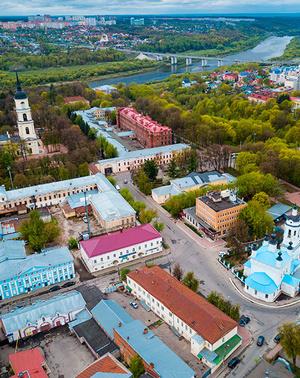 Исторический центр Калуги