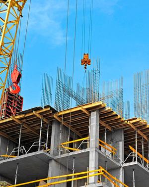 Монолитно-кирпичное строительство