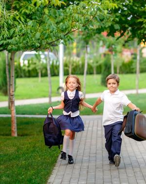 Муниципальные детские сады и школа